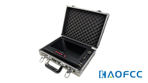 Military portable portable display equipment